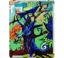Gargoyle Crows iPad Case/Skin