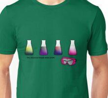 Chemical Breakdown of Darren Criss Unisex T-Shirt