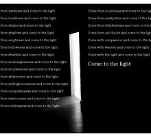 Come To The Light by Fozman