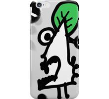with Zen, everything grows iPhone Case/Skin