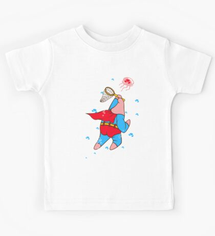 Superstar Jelly-fishing! Kids Clothes