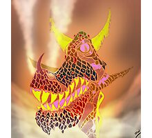 Dragon Breath 1 Photographic Print