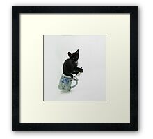 Ooohhh… I think I had to much to drink Framed Print
