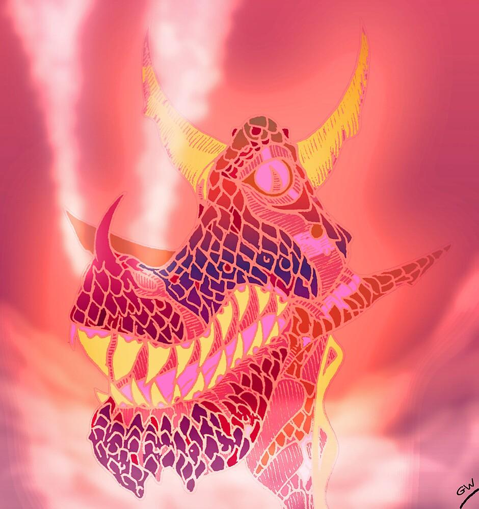 Dragon Breath 2 by Grant Wilson