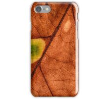Green Spot iPhone Case/Skin