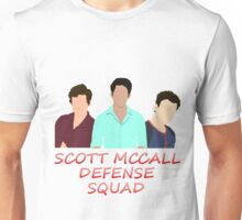 Scott McCall Defense Squad Unisex T-Shirt