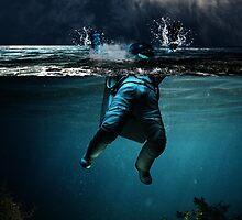 Falling by Shane Gallagher