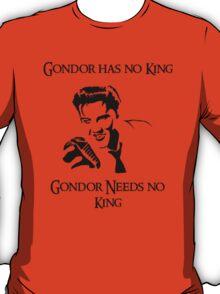 Gondor Lacks Elvis T-Shirt