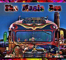 The Magic Bus by Richard  Gerhard
