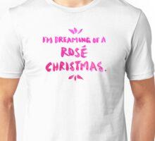 Rosé Christmas Unisex T-Shirt