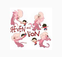 Steven and Lion. T-Shirt