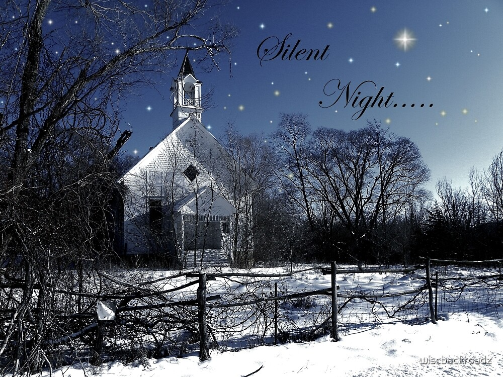 Silent Night by wiscbackroadz