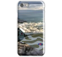 Vulcan Bomber an Tornados iPhone Case/Skin
