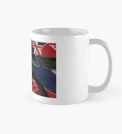 Explore Darwin in The Big Red Bus Mug