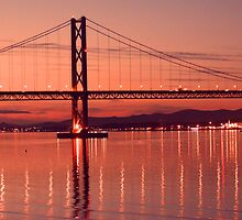 Reflections On The Forth. by ninjabob