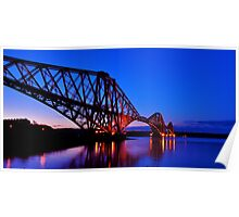 Forth Bridge,Scotland Poster