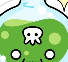 Kawaii - Poison Sticker