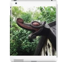 Dragons Head iPad Case/Skin
