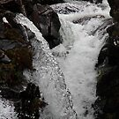 Skye Waterfall by SWEEPER