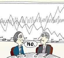 Binary Options News Cartoon Chart Forecast No by Binary-Options