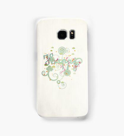 Happy Tee Samsung Galaxy Case/Skin