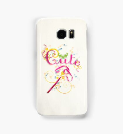 Cute Samsung Galaxy Case/Skin