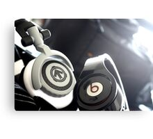 Aerial 7 v.s. Beats By Dre Canvas Print