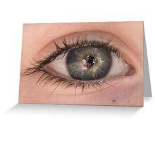 Through My Sons Eyes: A self portrait Greeting Card