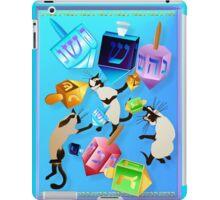 Delightful Dreidels Poster iPad Case/Skin