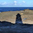 Lighthouse Shadow by Robyn Forbes