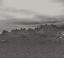 Old Aldeburgh Suffolk by Darren Burroughs