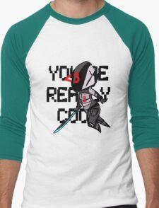 You're Really Cool, Zer0 Men's Baseball ¾ T-Shirt