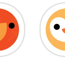 Smiley Faces - Set 1 Sticker