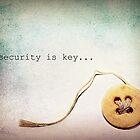 Security is Key by Lea  Weikert