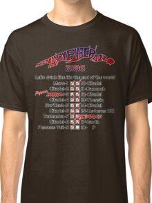 Normandy Pub Crawl Classic T-Shirt