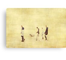 People Canvas Print