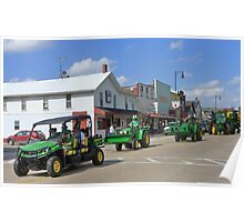 John Deere Country:  The Parade Poster