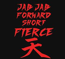 Jab Jab Forward Short Firece  Unisex T-Shirt