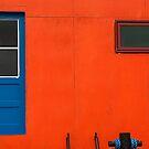 It's all about orange by Elisabeth van Eyken