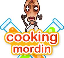 Cooking Mordin by Kathryn DiMartino
