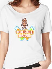 Cooking Mordin Women's Relaxed Fit T-Shirt