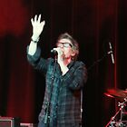 Richard Butler of the Psychedelic Furs by George Salazar