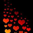 Burning Hearts by autobotchari