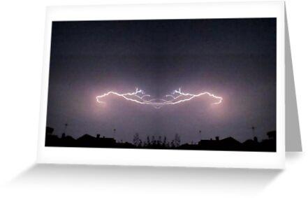 Lightning Art 33 by dge357