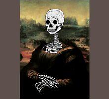 """""""La Gioconda""""- Digital skeleton version Unisex T-Shirt"""