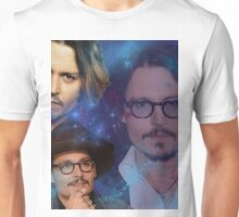 johnny depp2 Unisex T-Shirt