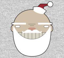 Santa Creep #1 One Piece - Long Sleeve