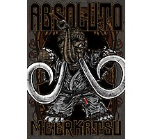 Absoluto - Mammoth Jiu Jitsu Photographic Print