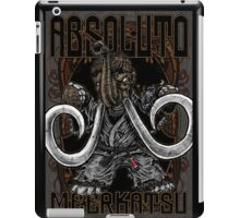 Absoluto - Mammoth Jiu Jitsu iPad Case/Skin