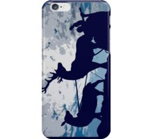 Blue Christmas iPhone case iPhone Case/Skin